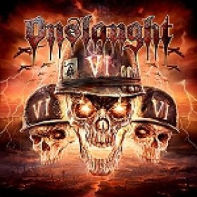 "ONSLAUGHT: ""VI"" – Song ""Chaos Is King"" im Stream"