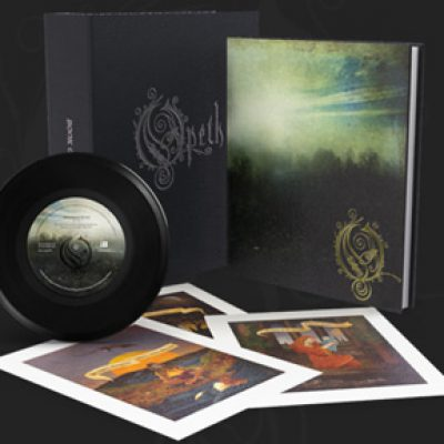 "OPETH: ""The Book Of Opeth"" zum Bandjubiläum"