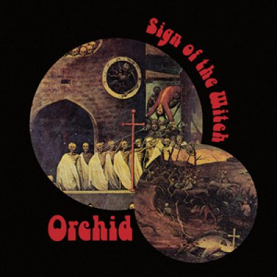 "ORCHID: neue EP ""Sign Of The Witch"""
