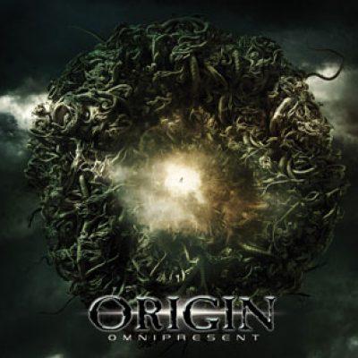 """ORIGIN: Cover & Tracklist von  """"Omnipresent"""""""