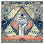 "ORPHANED LAND ""Unsung Prophets & Dead Messiahs"" Cover"