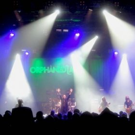 KNOCK OUT FESTIVAL: Schwarzwaldhalle, Karlsruhe, 19.12.2015