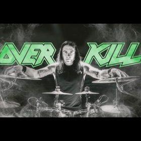 OVERKILL: neuer Schlagzeuger