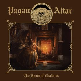 pagan altar room of shadows Album CD Cover