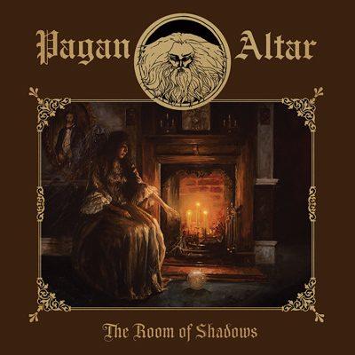 """PAGAN ALTAR: Titeltrack von """"The Room of Shadows"""" online"""