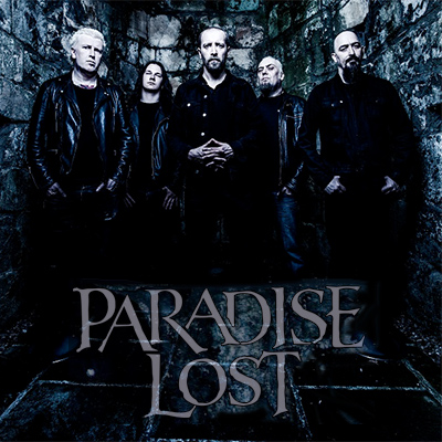 PARADISE LOST: Songwriting mit der Schere – Interview mit Greg Mackintosh