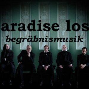PARADISE LOST: Begräbnismusik