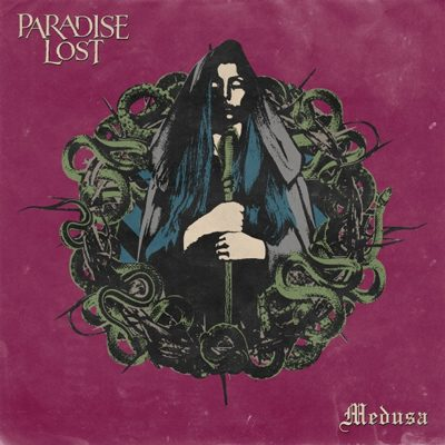 """PARADISE LOST: Interview-Trailer zu """"Medusa"""" & Abstimmung zur Setlist der Release-Show"""