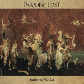 "PARADISE LOST: Live-DVD ""Symphony Of The Lost"" & Tour"