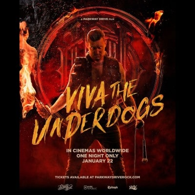PARKWAY DRIVE: Viva The Underdogs [Film]