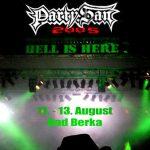 PARTY.SAN OPEN AIR 2005: Bangen in Bad Berka