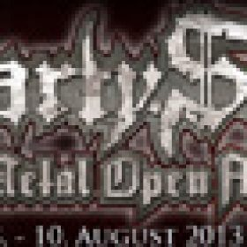 PARTY.SAN OPEN AIR: 2013:  mit LEGION OF THE DAMNED