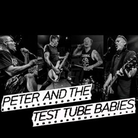 PETER AND THE TEST TUBE BABIES: neues Album nach 13 Jahren