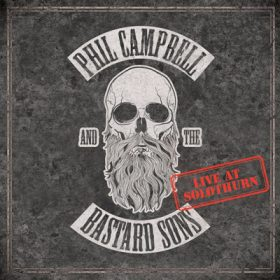 "PHIL CAMPBELL & THE BASTARD SONS: ""Live At Solothurn""-Album im Stream"