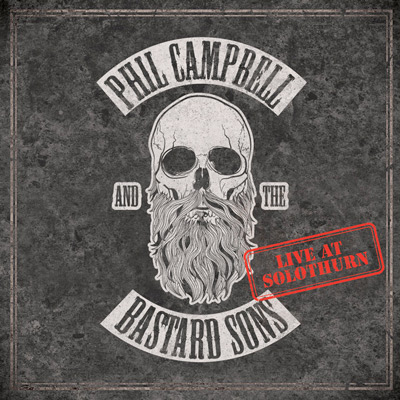 "PHIL CAMPBELL AND THE BASTARD SONS: ""Live At Solothurn""-Album im Stream"