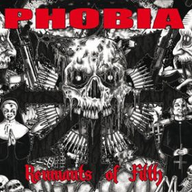 PHOBIA: neues Album ´Remnants Of Filth´