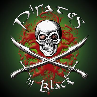 PIRATES IN BLACK: Debüt-Album erscheint im November
