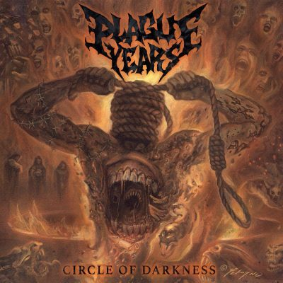 "PLAGUE YEARS: weiterer Song vom neuen Album ""Circle Of Darkness"""