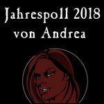 Jahresrückblick 2018 von Andrea