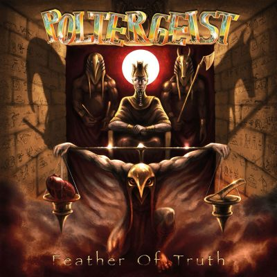 "POLTERGEIST: weiterer Song vom neuen  Album ""Feather Of Truth"""
