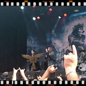 POWERWOLF: Gratis-Live-Album ´Alive In The Night´