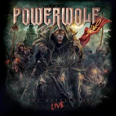 "POWERWOLF: Live-DVD ""The Metal Mass Live"""
