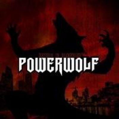 POWERWOLF: Return in Bloodred