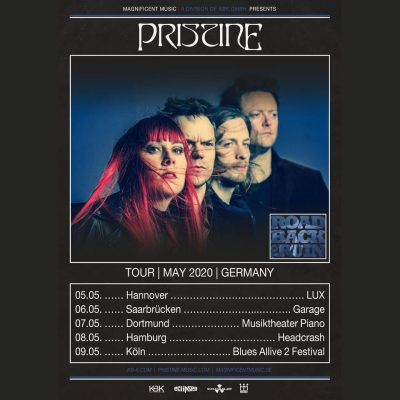"PRISTINE: ""Road Back To Ruin"" Tour ist abgesagt"