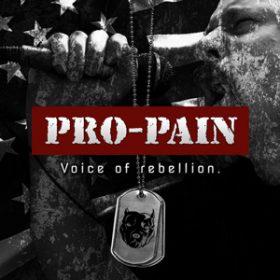 "PRO-PAIN: Song vom neuen Album ""Voice Of Rebellion"""