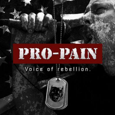 "PRO-PAIN: neues Album ""Voice Of Rebellion"""