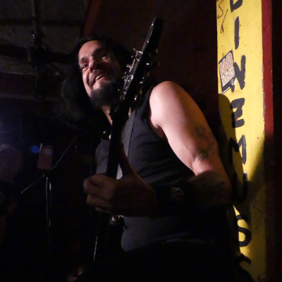 PRONG live Bei Chez Heinz/ Hannover am 08.08.2019