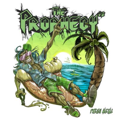 "THE PROPHECY 23: neues Album ""Fresh Metal"""