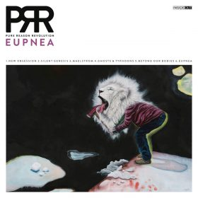 "PURE REASON REVOLUTION: neues Album ""Eupnea"""
