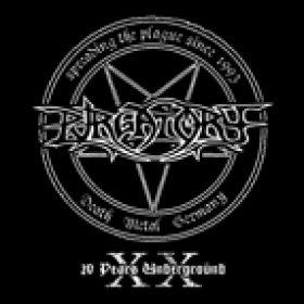 "PURGATORY: ""20 Years Underground"" – Compilation zum Bandjubiläum"