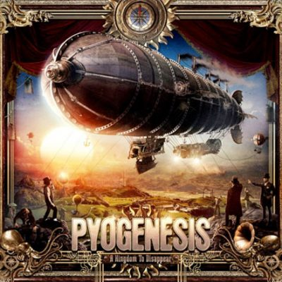 "PYOGENISIS: Song vom neuen Album  ""A Kingdom To Disappear"""