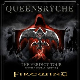 "QUEENSRYCHE: ""The Verdict""-Tour mit Konzerten in Deutschland"
