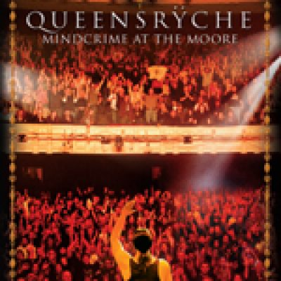 "QUEENSRYCHE: ""Mindcrime At The Moore"" auf Blu-Ray"