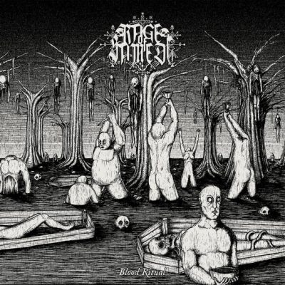 "RAGE OF SAMEDI: neues Album ""Blood Rituals"""