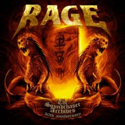 "RAGE: weitere Liner-Notes zu ""The Soundchaser Archives"""
