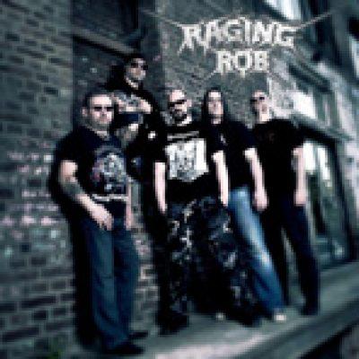 RAGING ROB: neue Band um ASSASIN-Mitglieder