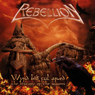 "REBELLION: neues Album ""Wyrd Bið Ful Aræd – The History Of The Saxons"""