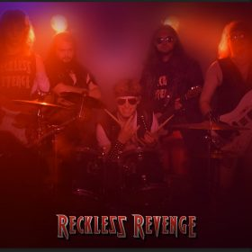 "RECKLESS REVENGE:  neue Single ""Black Viper"""