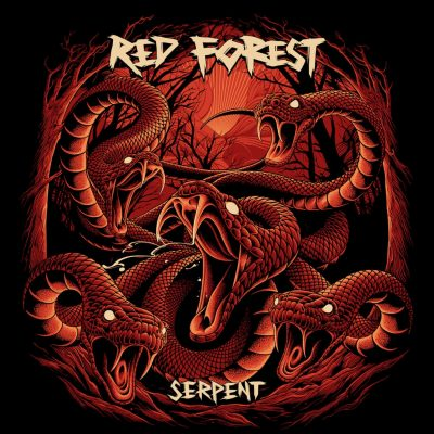 RED FOREST: Metalcore aus Dänemark