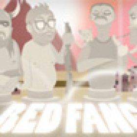 "RED FANG: Video zu ""Crows In Swine"""