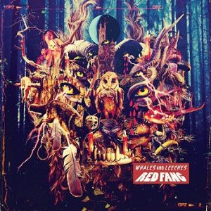 "RED FANG: Cover von ""Whales and Leeches"""