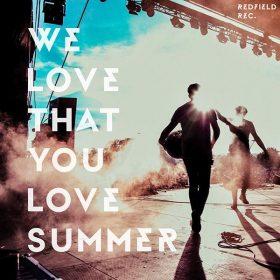 "REDFIELD RECORDS: Labelsampler ""We Love That You Love Summer"" als Gratisdownload"