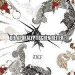 """DIE APOKALYPTISCHEN REITER: Cover von  """"Tief. Tiefer"""""""