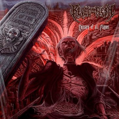 "REVEL IN FLESH: Lyric-Video zu ""Emissary Of All Plagues"""