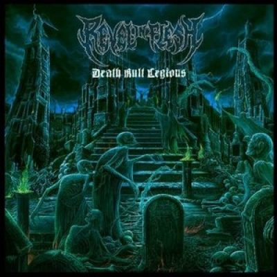 "REVEL IN FLESH: neuer Song von ""Death Kult Legions"""
