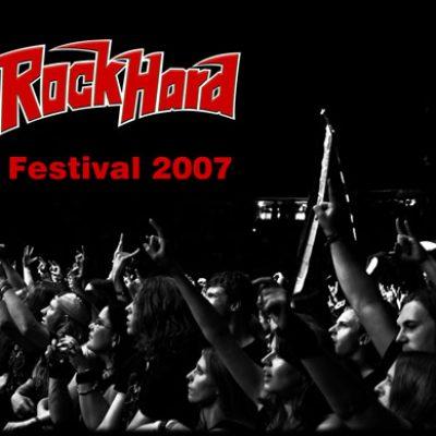ROCK HARD FESTIVAL 2007: Der Bericht